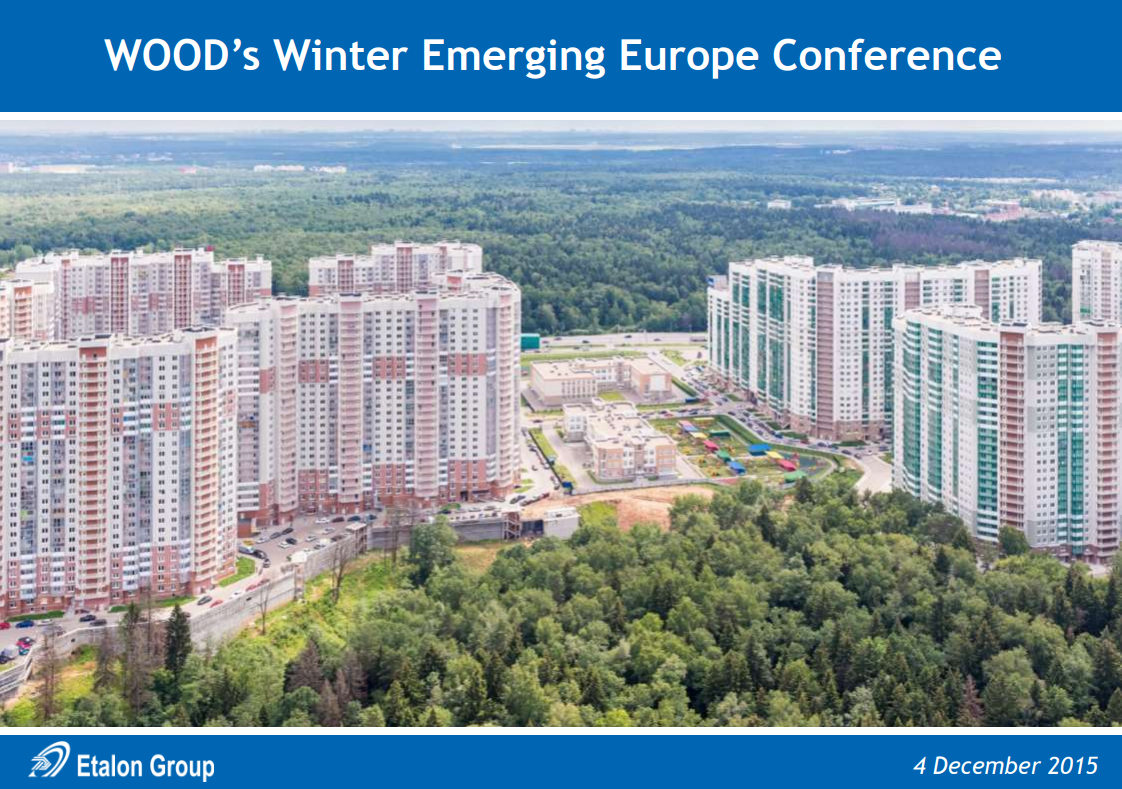 WOOD's Winter Emerging Europe Conference