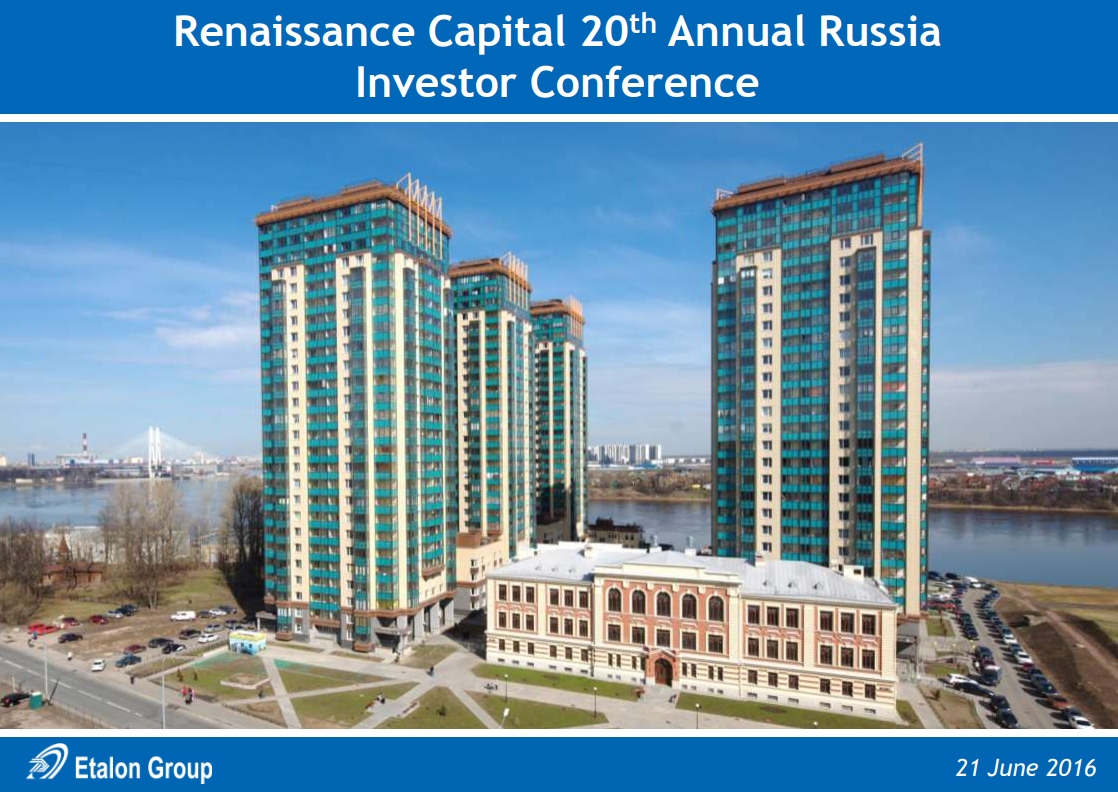 Renaissance Capital 20th Annual Russia Investor Conference