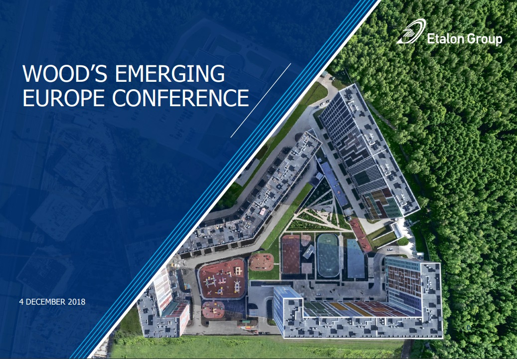 Wood's Emerging Europe Conference