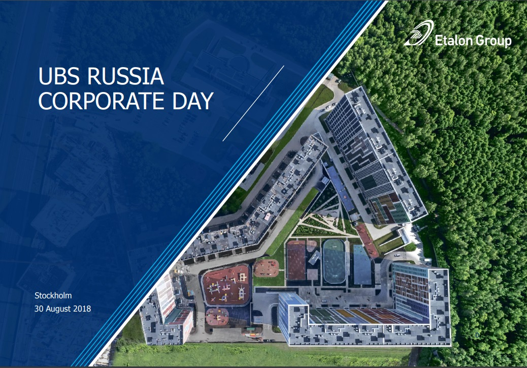 UBS Russia Corporate Day