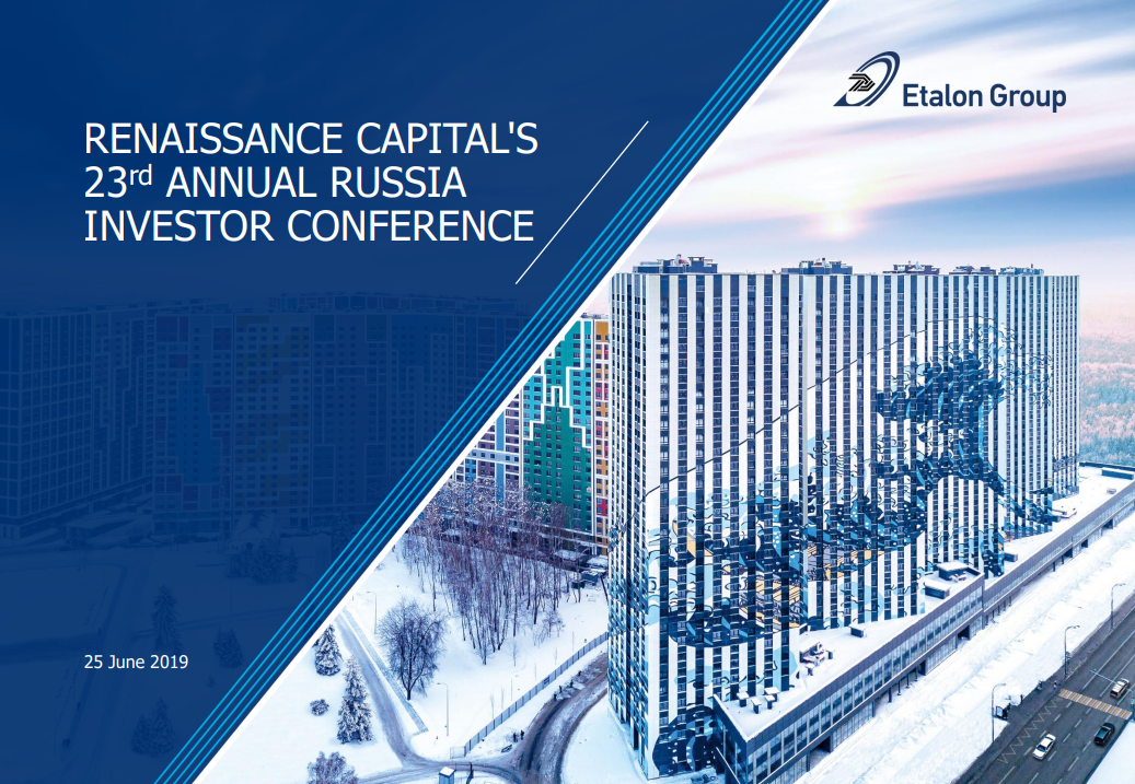 Renaissance Capital's 23rd Annual Russia Investor Conference